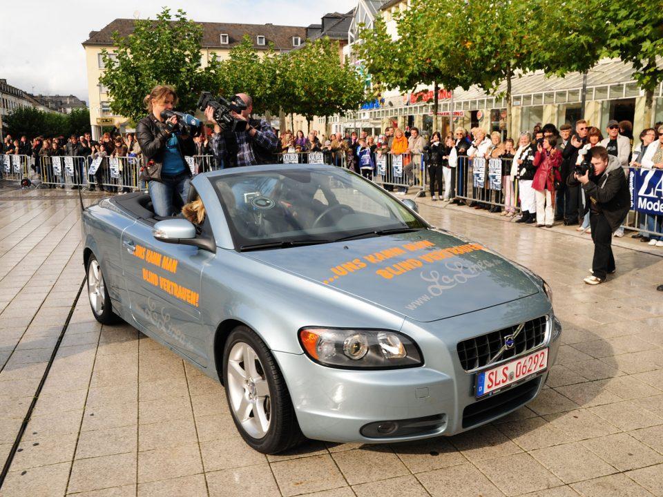 Maxim Maurice - 2009 10 Nervenkitzel mit blindem Autofahrer
